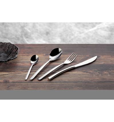 Doce unidades de ROSENHAUS 03010004 Atlas cuchillo mesa