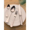 Doce unidades de ROSENHAUS 03010018 Baguette cuchara refresco