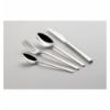 Doce unidades de ROSENHAUS 03090147 Kuadro tenedor lunch acero inoxidable 18/10 4mm 16.6 cm