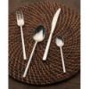 Doce unidades de ROSENHAUS 03010075 Finity cuchillo mesa