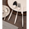 ROSENHAUS 03090156 Tulip c tenedor lunch acero inoxidable 18/10 4mm 16.1 cm