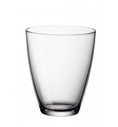 BORMIOLI 383480M4321990 Vaso transparente 40 cl zeno rocks