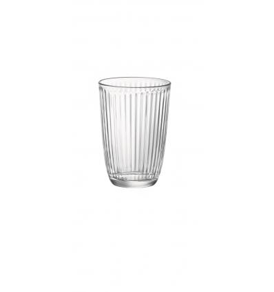 BORMIOLI 580503VNA021990 Vaso alto transparente 8.4x12 cm. 39 cl. Line