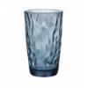 BORMIOLI 350260M02321990 Vaso alto azul 47 cl diamond