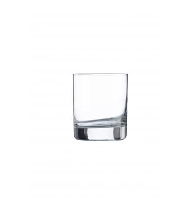 Seis unidades de VICRILA V0156 Vaso bajo 30 cl r 7.9x9.2 cm aiala