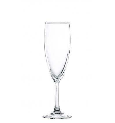 Seis unidades de VICRILA V0105 Copa champan 15 cl t merlot