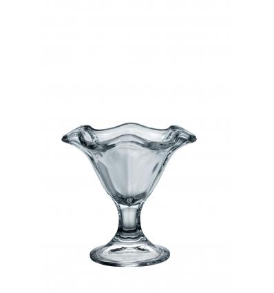 Seis unidades de BORMIOLI 134510M02321990 Copa helado transparente 24 cl primavera