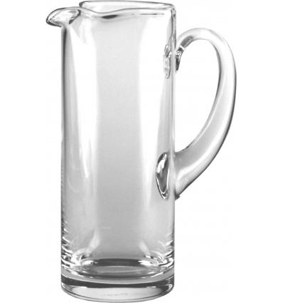 Seis unidades de STÖLZLE T05-1261 Jarra agua cristal 2 l. New york
