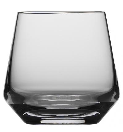 Seis unidades de SCHOTT ZWIESEL 112417 Vaso whisky bajo 39 cl pure 60