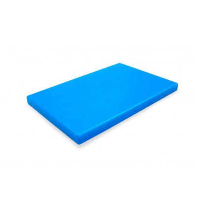 DURPLASTICS S.A. PE5AZ40302 Tabla corte polietileno azul 40x30x2 cm