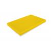 DURPLASTICS S.A. PE5AM50302 Tabla corte polietileno amarillo 50x30x2 cm