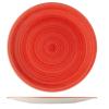 B'GHEST 01170280 Rojo plato presentación 31 cm city
