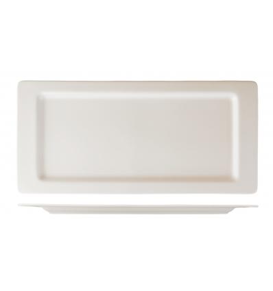 B'GHEST 01170191 Fuente rectangular 44x21 cm duoma