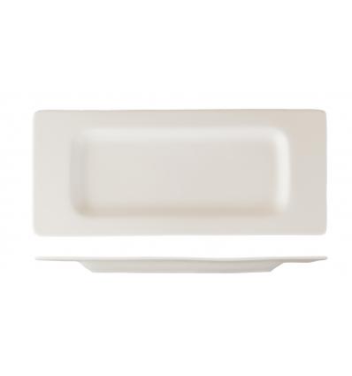 Seis unidades de B'GHEST 01170030 Fuente rectangular 30x13 cm duoma