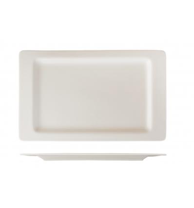 B'GHEST 01170131 Fuente rectangular 33x20 cm duoma
