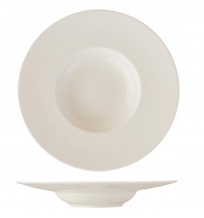 Seis unidades de B'GHEST 01170133 Plato gourmet 23 cm duoma