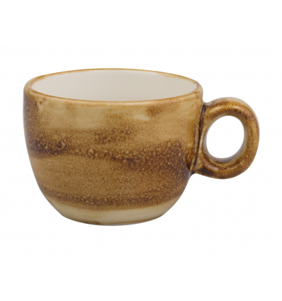 Seis unidades de B'GHEST 01170278 Caramelo taza cafe 16 cl city