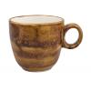 Seis unidades de B'GHEST 01170279 Caramelo taza mug 30 cl city
