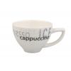 Seis unidades de B'GHEST 01170144 Taza cappuccino conica 14 cl cafe collection glubel
