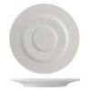 Seis unidades de B'GHEST 01210006 Plato para taza te/consomé 16 cm imperial
