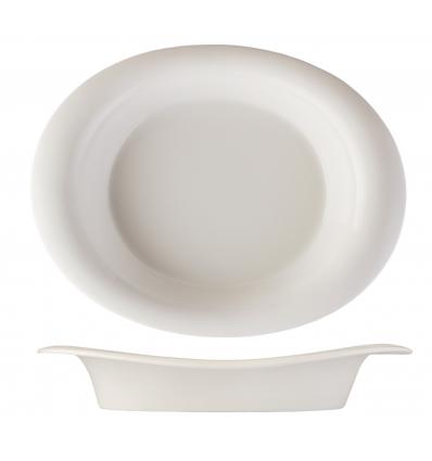 ROSENHAUS 01010295 Plato oval hondo 32 cm atlantic