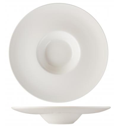 ROSENHAUS 01010297 Plato hondo con ala grande 29 cm atlantic