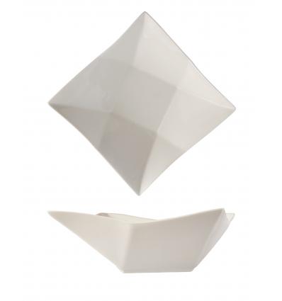 Seis unidades de ROSENHAUS 01010320 Fuente diamante 16.5 cm atlantic