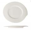Seis unidades de ROSENHAUS 01010354 Plato oval 16.5 cm atlantic