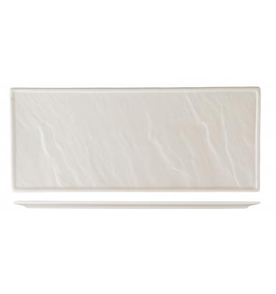 ROSENHAUS 01010388 Bandeja rectangular alargada 35x15x1.5 cm atlantic