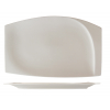 ROSENHAUS 01010414 Plato rectangular con relieve interior 30 cm atlantic