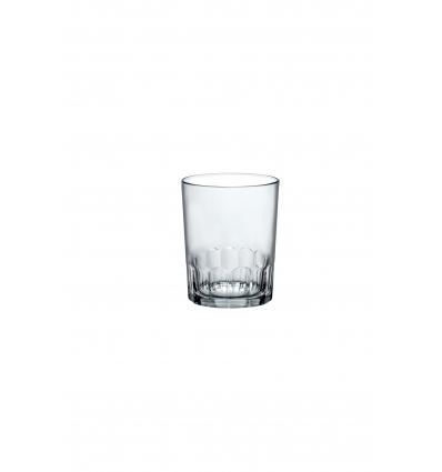 Seis unidades de BORMIOLI 411650MP8021990 Vaso agua 25 cl saboya 4