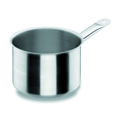 LACOR 50217 Chef classic cazo recto alto acero inoxidable 2.1 l. Ø16x11 cm
