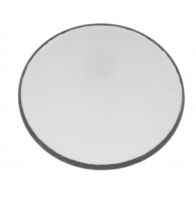 Atlas plato pan redondo alabaster transparente ø13 cm