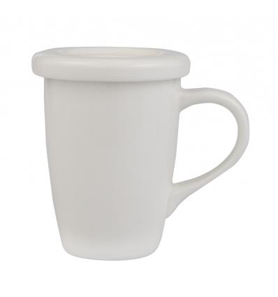 Taza mug infusiones con tapa 27 cl