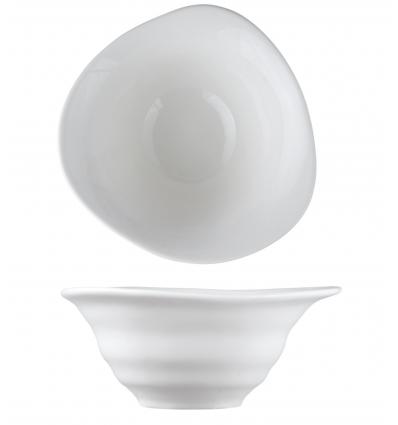 Pebble bol irregular para crema-sopa ø16.5x7 cm