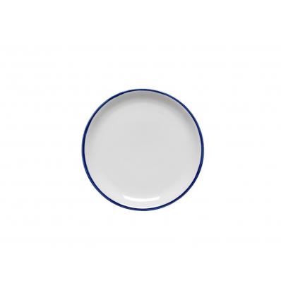 """Xuquer plato llano filo rustik decoración """"hoalve"""" ø23cm"""