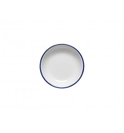 """Xuquer plato hondo filo rustik decoración """"HOALVE"""" ø28cm"""