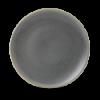 Seis unidades de CHURCHILL EVOGPC271 Granite plato coupe redondo 27.3 cm. Evo