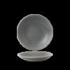 Seis unidades de CHURCHILL EVOGDP241 Granite plato hondo redondo 24.3 cm. Evo