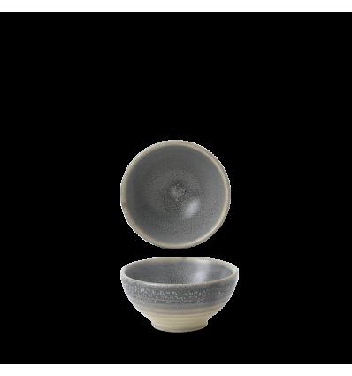 CHURCHILL EVOGRB101 Granite bowl pequeño redondo 10.5 cm. Evo
