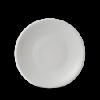 Seis unidades de CHURCHILL EVOPPC201 Pearl plato coupe redondo 20.5 cm. Evo