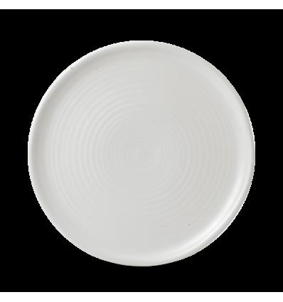 CHURCHILL EVOPFP251 Pearl plato llano redondo 25.2 cm. Evo