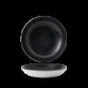 Seis unidades de CHURCHILL EOBKEVB91 Origins black bowl coupe redondo 24.8 cm. Evo