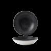Seis unidades de CHURCHILL EOBKEVB71 Origins black bowl coupe redondo 18.2 cm. Evo