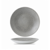 Seis unidades de CHURCHILL EOGYPD271 Origins grey plato coupe hondo. 28.1 cm. Evo