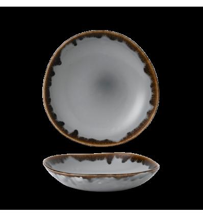 CHURCHILL HVGYOGB11 Grey bowl redondo 25.3 cm. Harvest