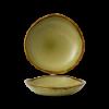 CHURCHILL HVGROGB11 Green bowl redondo 25.3 cm. Harvest