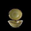 CHURCHILL HVGRDB171 Green bowl hondo redondo 17.4x14.7 cm. Harvest