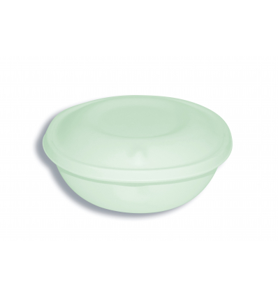 BETIK 1010694 Tupper Eco-bowl main meals caña azúcar 1400 ml. 15 unidades.