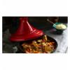 LOS GEMELOS STAUB 40510-327-0 Tajine de hierro colado STAUB. Diametro: 28cm